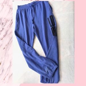 "VS PINK ""Love Pink"" Sweatpants"